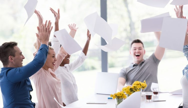 10 Ideas To Make Your Workplaces More Fun
