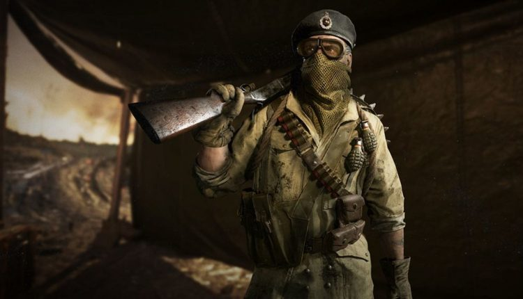 Blind Call Of Duty: WWIIPlayer Has Racked Up 7,600 Kills – Info Computing