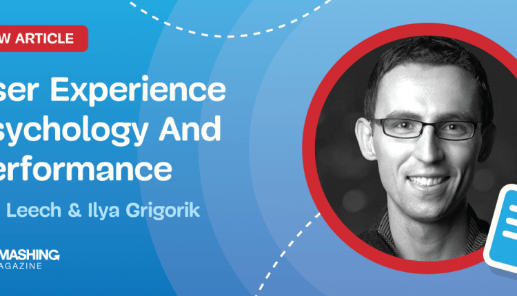 User Experience Psychology And Performance: SmashingConf Videos – Info UX
