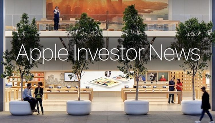 Apple's March to Trillion Dollar Market Cap May Take a Bit Longer Based on Latest Share Count – Info Mac