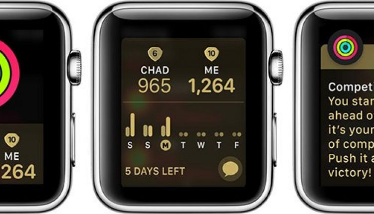 How to Start an Activity Competition With a Friend in watchOS 5 – Info Mac