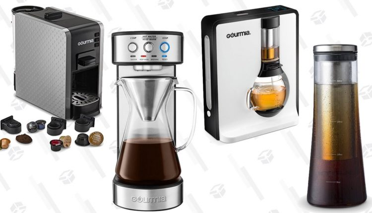 Perk Up With A Bunch of Great Gourmia Coffee Deals, Today Only – Info Tips and Tricks
