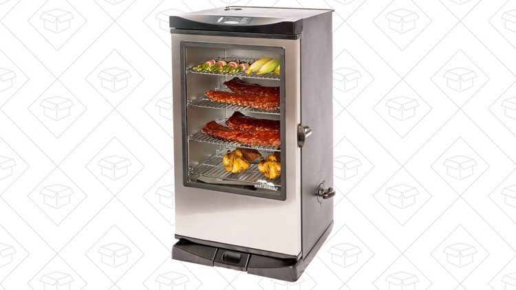 This Masterbuilt Electric Smoker Is Back in Stock, Only $287 – Info Computing