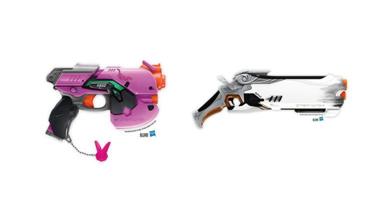 Nerf Is Releasing Overwatch Guns – Info Computing
