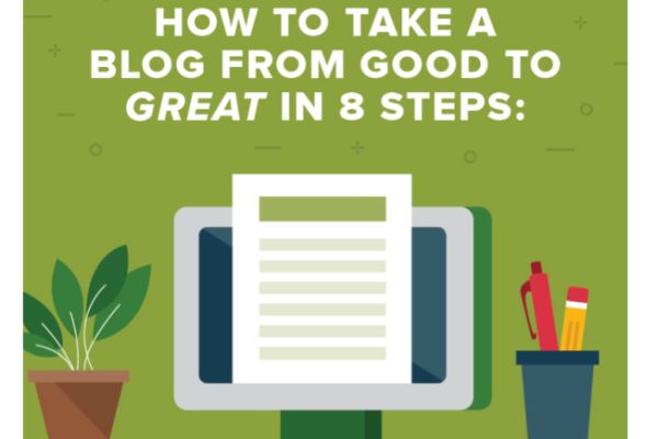 Infographic: 8 tasty tips for crafting delectable blog posts – Info PR