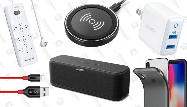 Save On Chargers, Cables, Speakers, and More During Anker's Back To School Sale – Info Computing