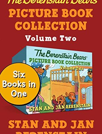 The Berenstain Bears Picture Book Collection Kindle Edition just $3.99! – Info Money Manage
