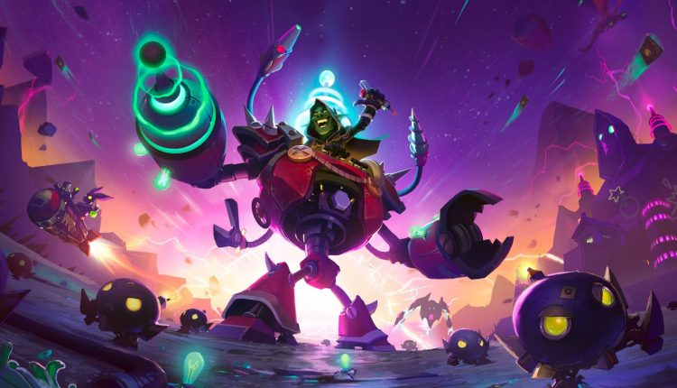 Hearthstone's Balancer-In-ChiefPrepares For Boomsday – Info Computing