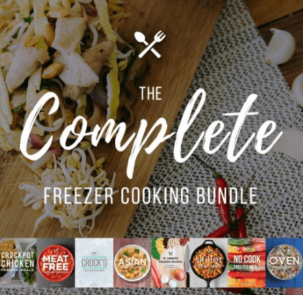 New Leaf Wellness Freezer Cooking eCookbook Sale! – Info Money Manage