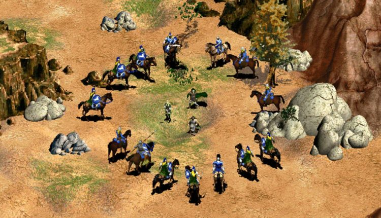 Mod Brings Lord Of The Rings To Age Of Empires – Info Computing