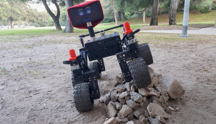 Explore New Worlds With JPL's Open Source Rover – Info Robotic