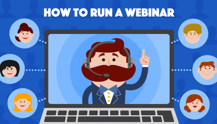 How to Run a Webinar: The Simple 9 Steps Guide – Info Advertisement