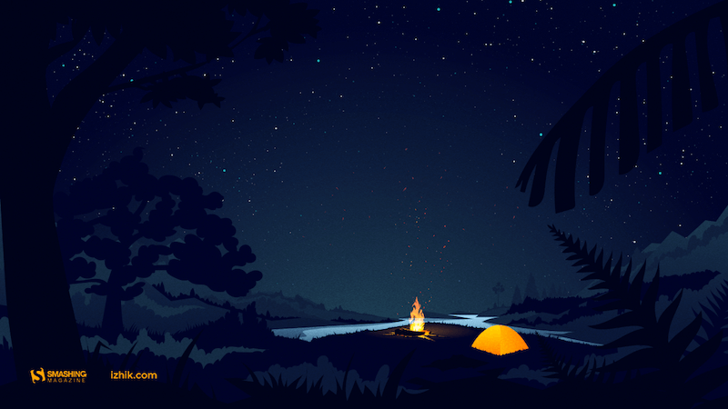 Psst, It's Camping Time...