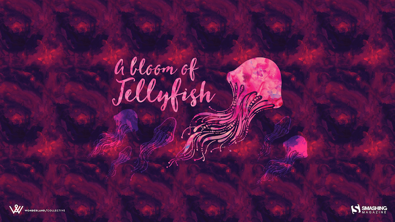 A Bloom Of Jellyfish