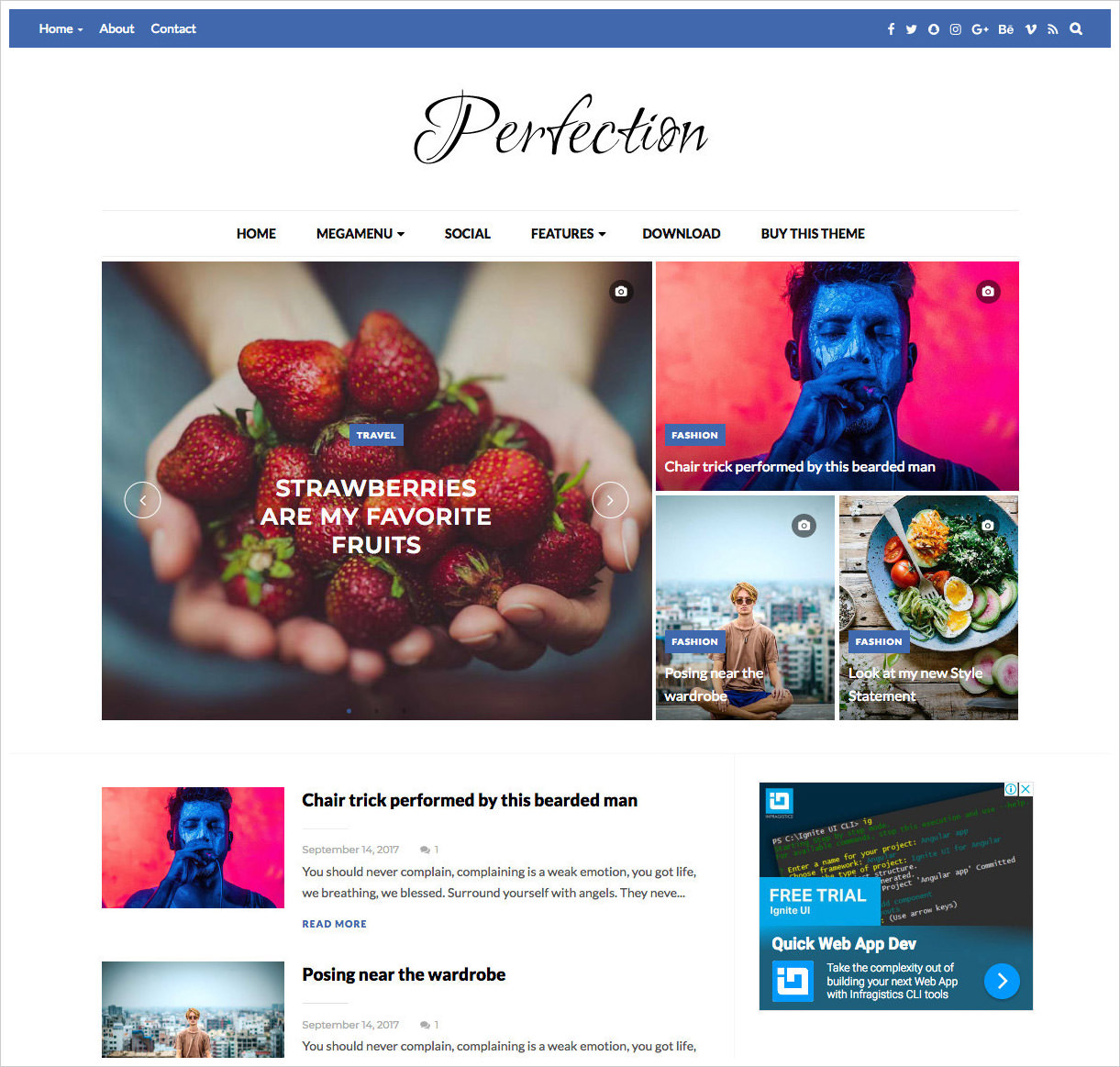Perfection-Blogger-Template
