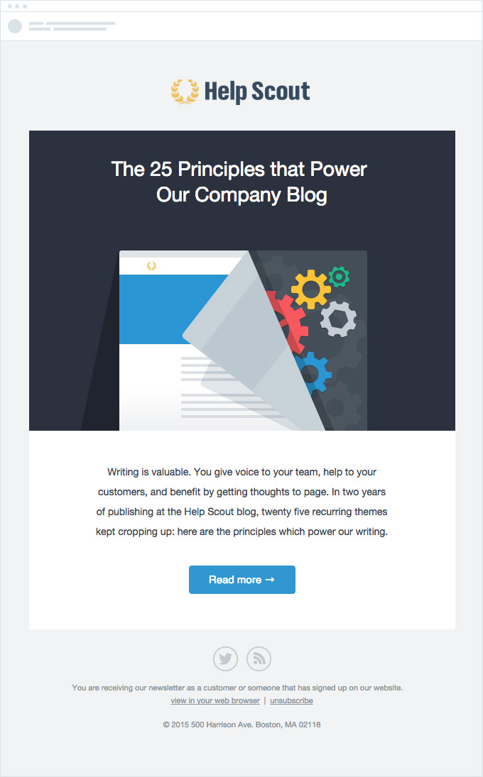 Help Scout – Dynamic Content and Email Automation