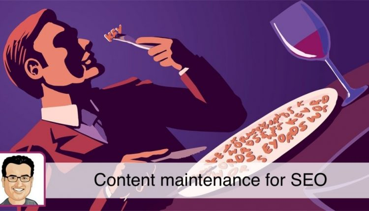 Content maintenance for SEO: research, merge & redirect   SEO