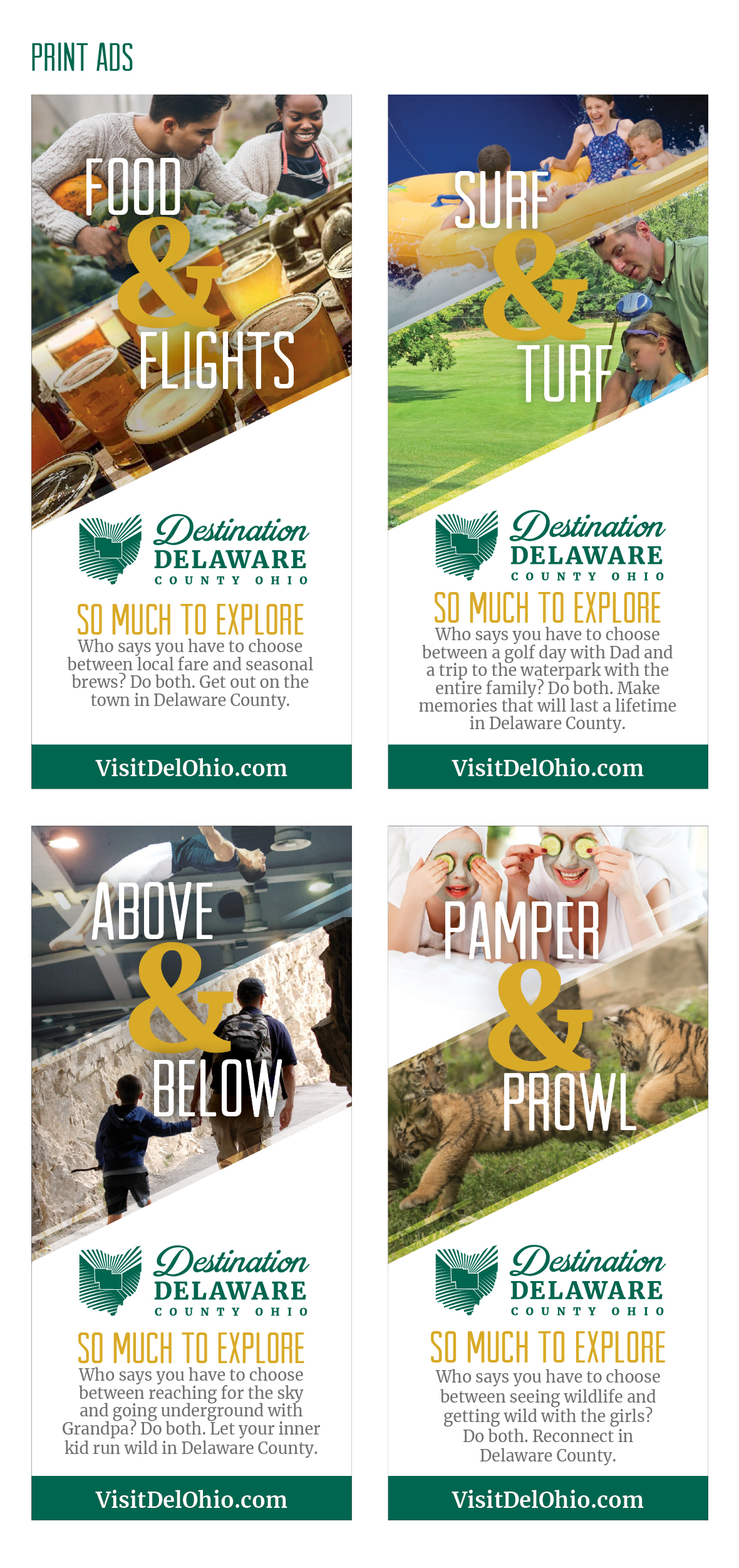 Origo Helps Launch The New Tourism Campaign For Delaware County | Branding, ONLY infoTech