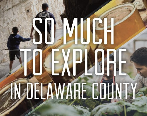 Origo Helps Launch The New Tourism Campaign For Delaware County | Branding