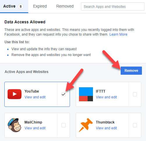 How to Check Your Google and Facebook Connected Apps | Tips & Tricks, ONLY infoTech