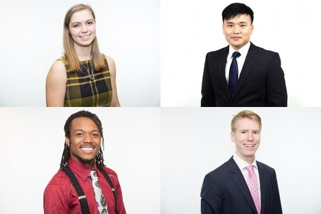 Four from MIT awarded 2018 Schwarzman Scholarships | Social