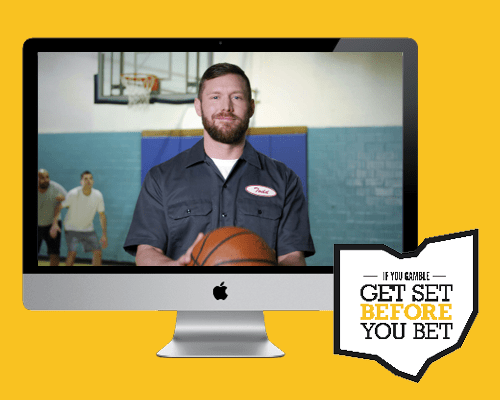 New Media Campaign Reminds Ohioans to Get Set Before They Bet | Branding