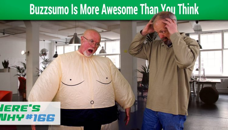 Buzzsumo Is More Awesome than You Think! [VIDEO] | SEO
