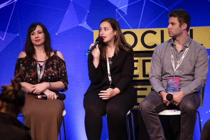 Emerging Creators, Algorithms and Smokey Bear, Oh My   Social, ONLY infoTech