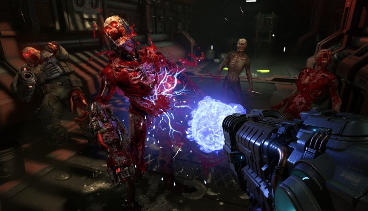 DOOM Eternal Won't Have SnapMap Editor, Though Support for Mods May Come; Targeting 60FPS on Consoles | Gaming
