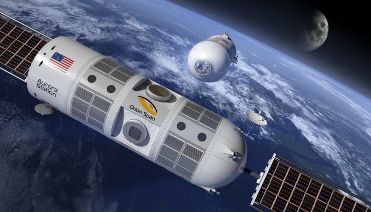 Are orbiting hotels the next step for space tourism? | Innovation & Feature