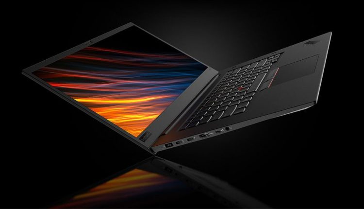 Lenovo ThinkPad P1 is the thinnest and lightest work laptop ever | Computing