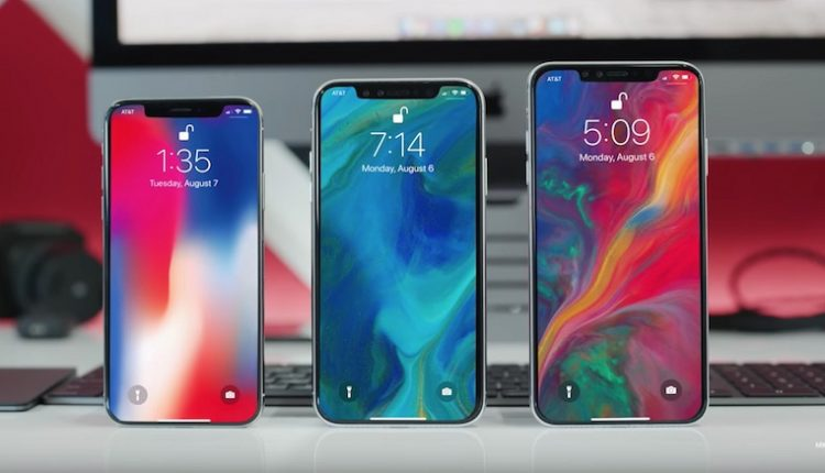 Apple Has Certified Key Suppliers of 2018 iPhones as Volume Production Set to Begin | Mac