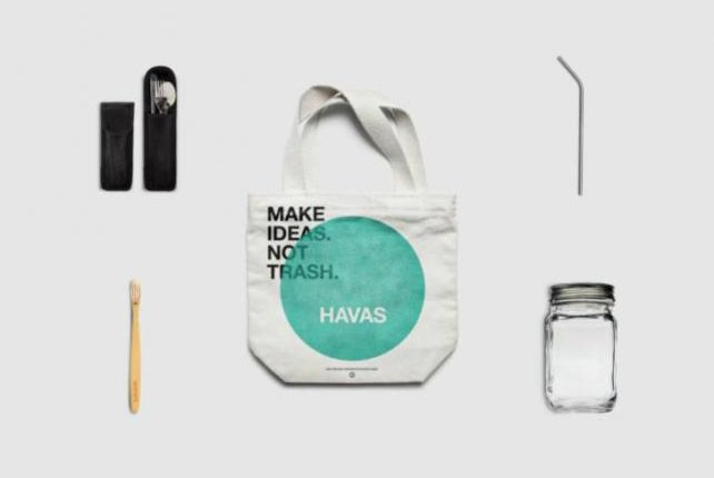 Havas New York ditches straws as a first step toward a greener agency | Advertising