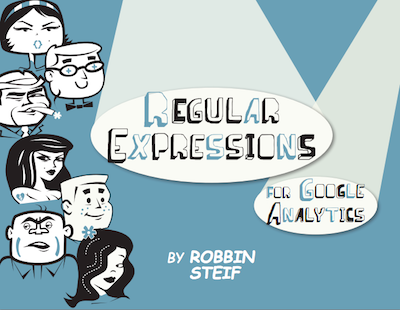 LunaMetrics's Regular Expressions Ebook