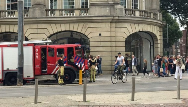 Apple Store in Amsterdam Evacuated, Likely After iPad Battery Overheated | Mac