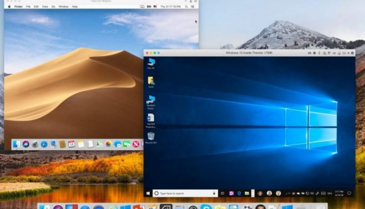 Parallels Desktop 14 for Mac Offers Speed and Storage Gains, macOS Mojave Support | Mac