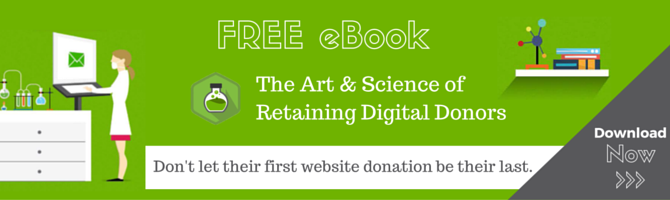 The Art & Science of Digital Donor Retention