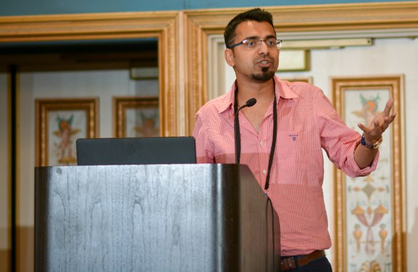 Harsh Agrawal at Affiliate Summit West 2017