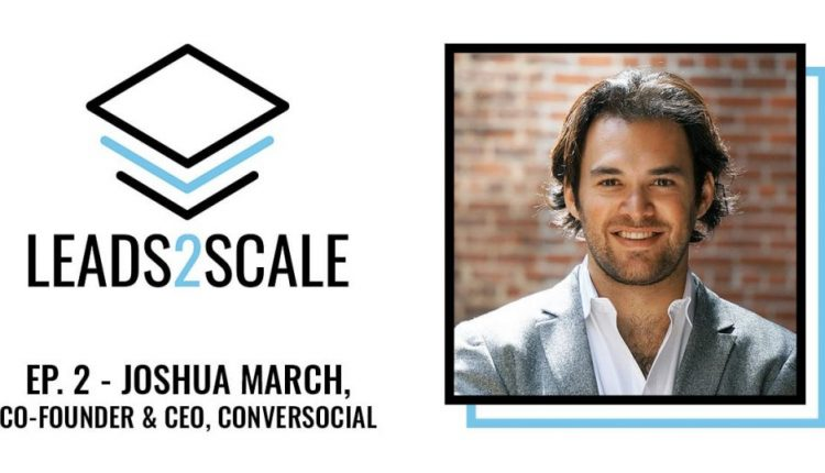 NEW PODCAST: Business Messaging, AI and the Future of Customer Service with Joshua March, CEO of Conversocial | Social