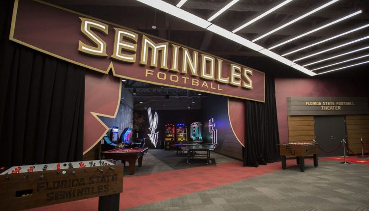 Experiential Graphics Create Layers of Stories at Major College Football Facilities