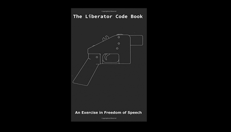 Amazon removes book that reproduced 3D-printed gun blueprints | Cyber Security
