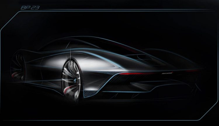 McLaren Speedtail To Have More Than 987 HP, Will Use Different Hybrid System Than The P1 | Feature