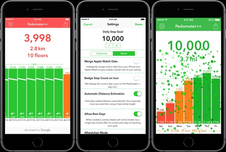 Best Pedometer and Step Counter Apps for iPhone   Tips & Tricks, ONLY infoTech