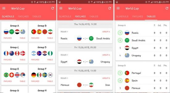 best world cup apps