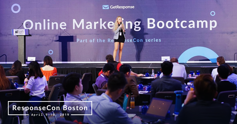ResponseCon Boston online marketing bootcamp