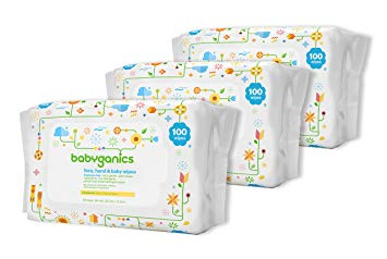 Babyganics Baby Wipes (100 count) only $1.32 at Target! – Info Money Manage