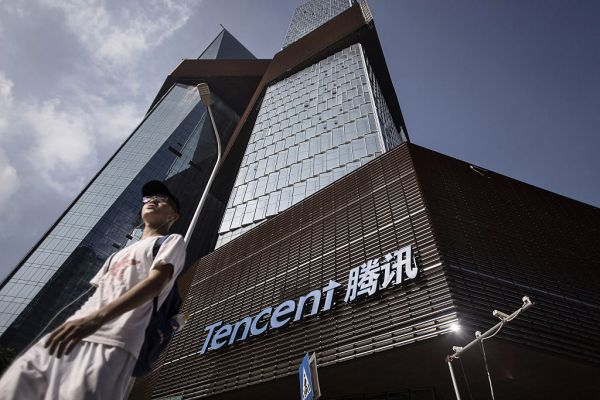 Chinese internet giant Tencent suffers a rare profit drop | Digital Asia