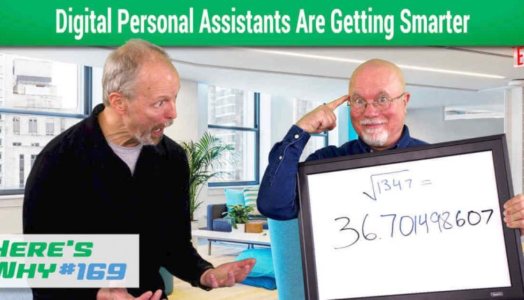 Digital Personal Assistants Are Getting Smarter | SEO
