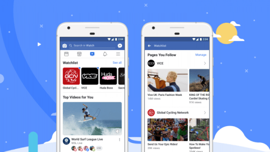 Facebook Watch is launching worldwide | Social