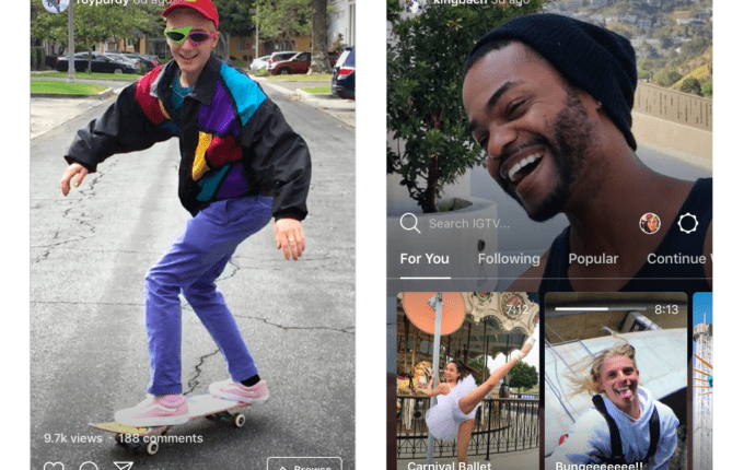 For IGTV, Instagram needs slow to mean steady | Apple